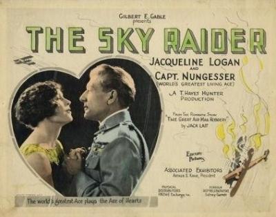 Affiche the sky raider